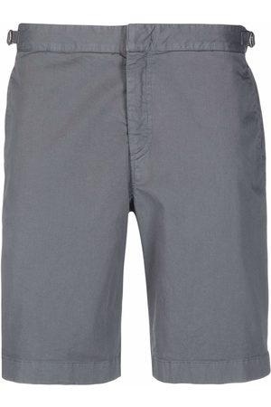 Orlebar Brown Dane cotton twill shorts - Grey
