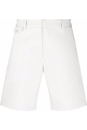 Orlebar Brown Shorts - Mid-rise cotton shorts - Grey