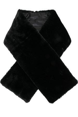 Apparis Women Scarves - Faux-fur detail scarf