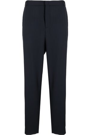 Giorgio Armani Men Formal Pants - Straight-leg tailored trousers