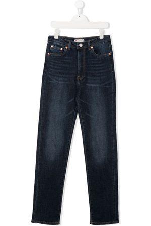 Levi's Girls Slim - High-rise slim-fit jeans