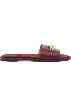 Michael Kors Women Sandals - Rina chain-link detail sandals