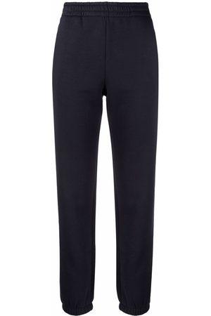 GIADA BENINCASA Straight-leg cotton track pants