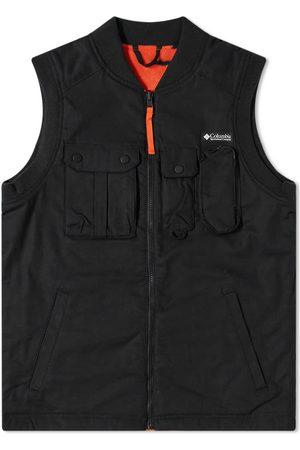 Columbia Men Tank Tops - Field Roc Reversible Vest