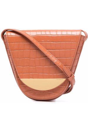 Coccinelle Josephine leather crossbody bag