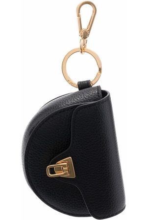 Coccinelle Women Keychains - Beat leather keyring