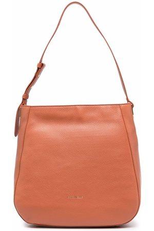 Coccinelle Logo zipped shoulder bag