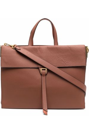Coccinelle Grained leather tote bag