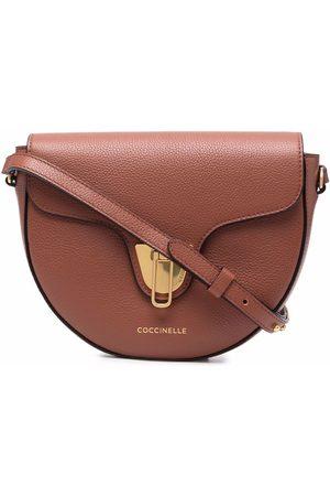 Coccinelle Women Shoulder Bags - Beat leather crossbody bag