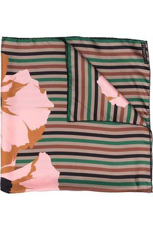 Coccinelle Women Scarves - Poppy silk scarf - Neutrals