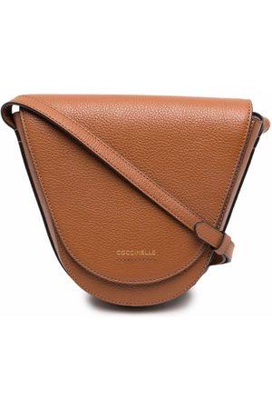 Coccinelle Josephine grained crossbody bag