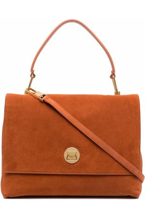 Coccinelle Women Shoulder Bags - Liya suede tote