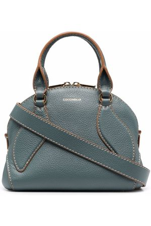 Coccinelle Women Tote Bags - Colette leather tote bag