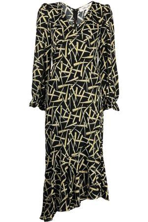 Diane von Furstenberg Manal silk midi dress
