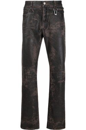 1017 ALYX 9SM Hand-treated five pocket jeans