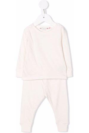 BONPOINT Pants - Cotton two-piece trouser set