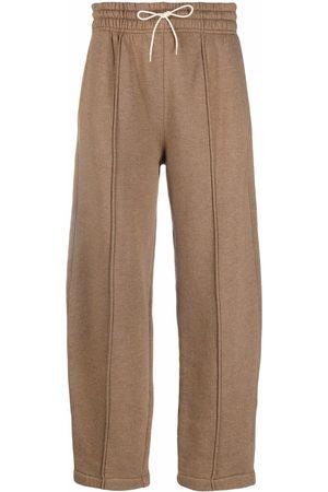 AGOLDE Straight-leg track pants