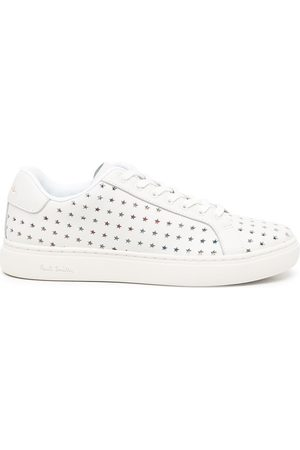 Paul Smith Perforated design sneakers
