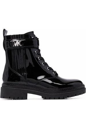 Michael Kors Stark zipped-up boots