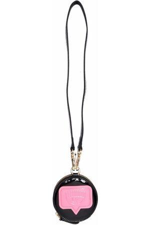 Chiara Ferragni Eyelike round coin purse