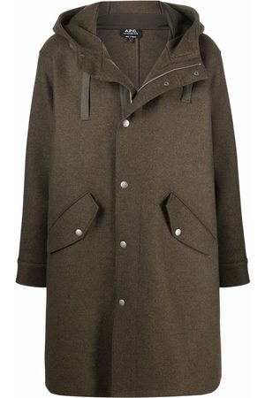 A.P.C. Single-breasted duffle coat