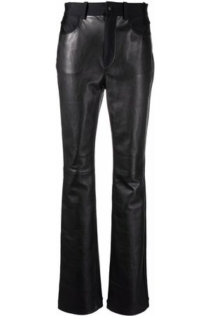 Alexander Wang High-waisted panelled trousers