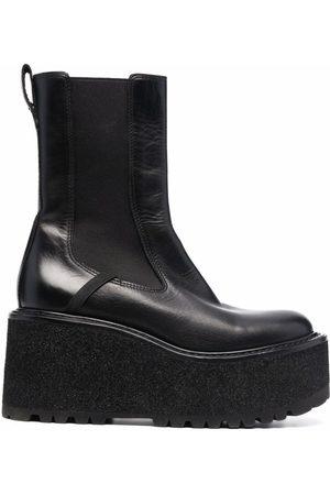Premiata Platform sole ankle boots