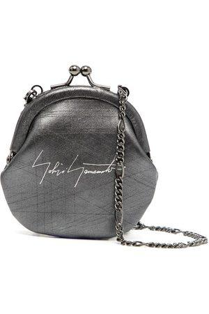 YOHJI YAMAMOTO Wallets - Logo-print leather purse