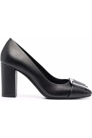 Michael Kors Women Heels - Patsy 95mm leather pumps