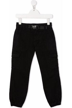 sun68 Boys Cargo Pants - Slim cut cargo trousers