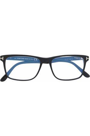 Tom Ford Men Sunglasses - Polished-effect square-frame glasses
