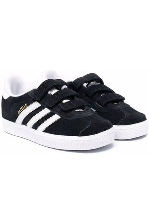 adidas Gazelle touch-strap sneakers