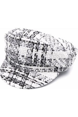 Ruslan Baginskiy Boys Caps - Embroidered baker boy cap