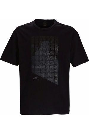 HUGO BOSS Logo-print short-sleeved T-shirt