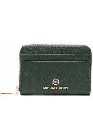 Michael Kors Logo-plaque card case