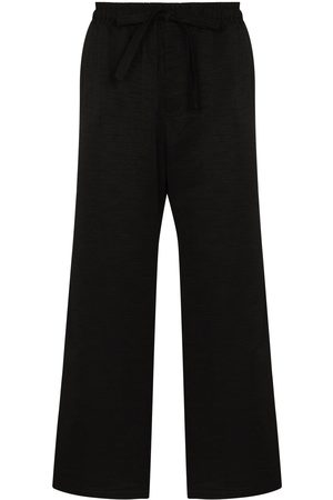 COMMAS Ottoman wide-leg trousers