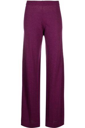 JOHN SMEDLEY Women Formal Pants - Straight-leg tailored trousers