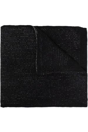 Liu Jo Women Scarves - Knitted logo scarf