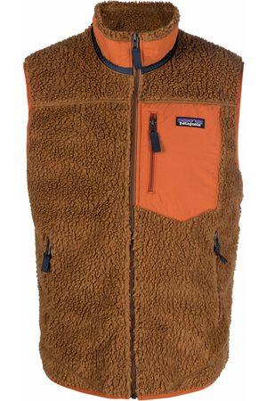 Patagonia Men Gilets - Classic Retro-X sherpa vest