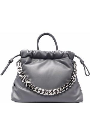 Michael Kors Women Tote Bags - Medium Lina tote bag - Grey