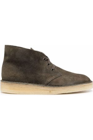 Clarks Platform-sole boots