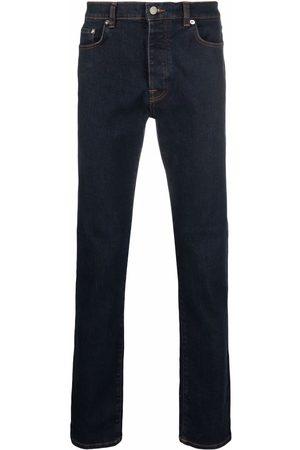 Iceberg Mid-rise straight-leg jeans