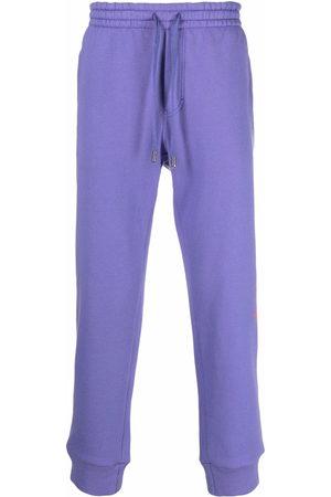 Dolce & Gabbana 3D print jersey track pants