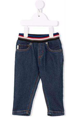 Paul Smith Logo patch jeans