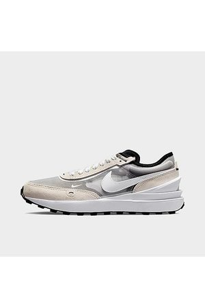 Nike Casual Shoes - Big Kids' Waffle One Casual Shoes in /Summit Size 3.5 Suede