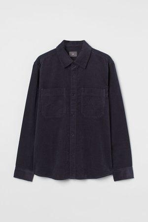 H&M Men Jackets - Corduroy Shirt Jacket