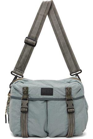 Diesel Crinkled Mayer TP Messenger Bag
