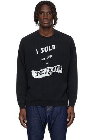 R13 Men Sweatshirts - I Sold My Soul Sweatshirt