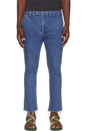 REMI RELIEF Men Bootcut - Bootcut Denim Jeans