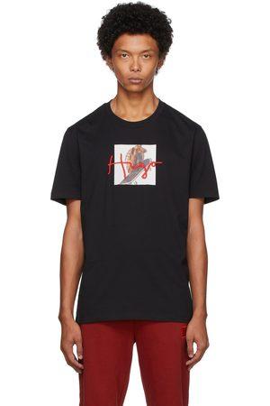 HUGO BOSS Men T-shirts - Dudgie Logo T-Shirt